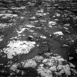 Nasa's Mars rover Curiosity acquired this image using its Right Navigation Camera on Sol 2783, at drive 2802, site number 79