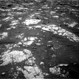 Nasa's Mars rover Curiosity acquired this image using its Right Navigation Camera on Sol 2783, at drive 2820, site number 79