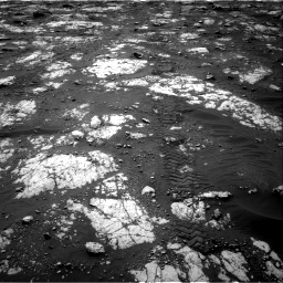 Nasa's Mars rover Curiosity acquired this image using its Right Navigation Camera on Sol 2783, at drive 2826, site number 79