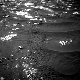 Nasa's Mars rover Curiosity acquired this image using its Right Navigation Camera on Sol 2783, at drive 2856, site number 79