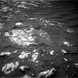 Nasa's Mars rover Curiosity acquired this image using its Right Navigation Camera on Sol 2783, at drive 2904, site number 79