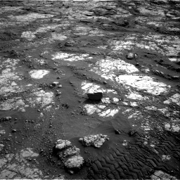 Nasa's Mars rover Curiosity acquired this image using its Right Navigation Camera on Sol 2783, at drive 2920, site number 79