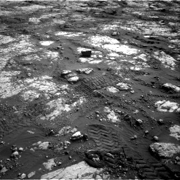 Nasa's Mars rover Curiosity acquired this image using its Right Navigation Camera on Sol 2783, at drive 2932, site number 79