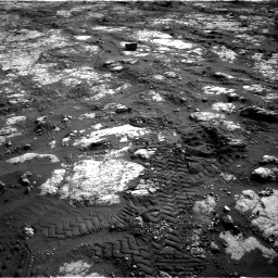 Nasa's Mars rover Curiosity acquired this image using its Right Navigation Camera on Sol 2783, at drive 2944, site number 79