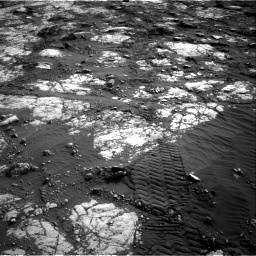Nasa's Mars rover Curiosity acquired this image using its Right Navigation Camera on Sol 2783, at drive 2974, site number 79