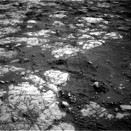 Nasa's Mars rover Curiosity acquired this image using its Right Navigation Camera on Sol 2783, at drive 2980, site number 79