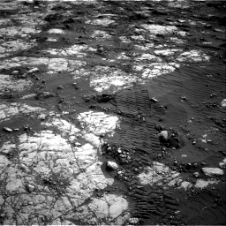 Nasa's Mars rover Curiosity acquired this image using its Right Navigation Camera on Sol 2783, at drive 2986, site number 79