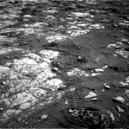 Nasa's Mars rover Curiosity acquired this image using its Right Navigation Camera on Sol 2783, at drive 3004, site number 79