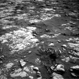 Nasa's Mars rover Curiosity acquired this image using its Right Navigation Camera on Sol 2783, at drive 3010, site number 79