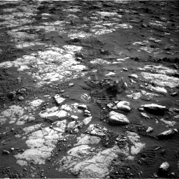 Nasa's Mars rover Curiosity acquired this image using its Right Navigation Camera on Sol 2783, at drive 3016, site number 79