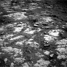 Nasa's Mars rover Curiosity acquired this image using its Right Navigation Camera on Sol 2783, at drive 3028, site number 79