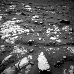 Nasa's Mars rover Curiosity acquired this image using its Right Navigation Camera on Sol 2783, at drive 3044, site number 79