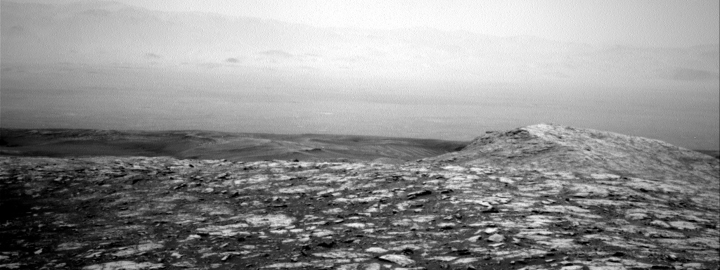 Nasa's Mars rover Curiosity acquired this image using its Right Navigation Camera on Sol 2784, at drive 0, site number 80