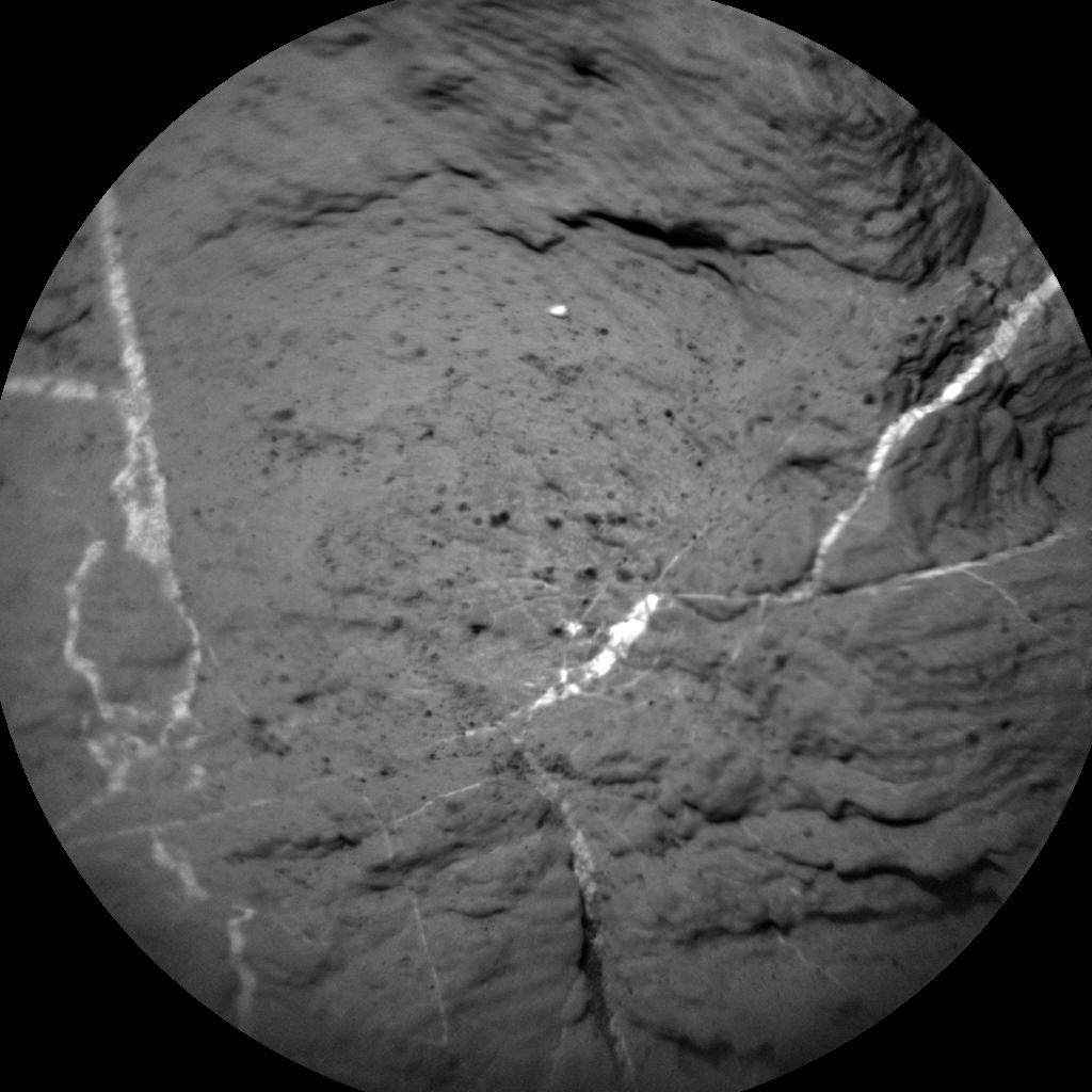 Nasa's Mars rover Curiosity acquired this image using its Chemistry & Camera (ChemCam) on Sol 2784, at drive 0, site number 80