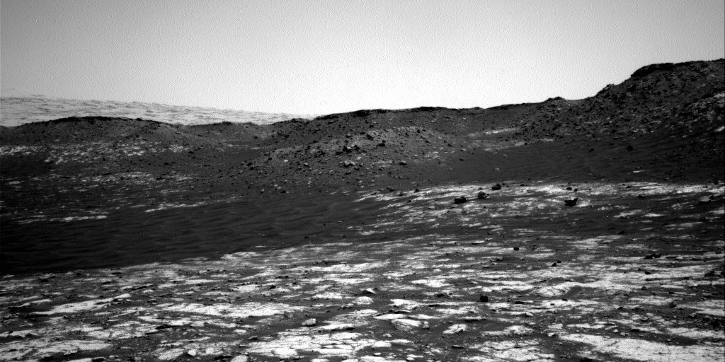 Nasa's Mars rover Curiosity acquired this image using its Right Navigation Camera on Sol 2785, at drive 0, site number 80