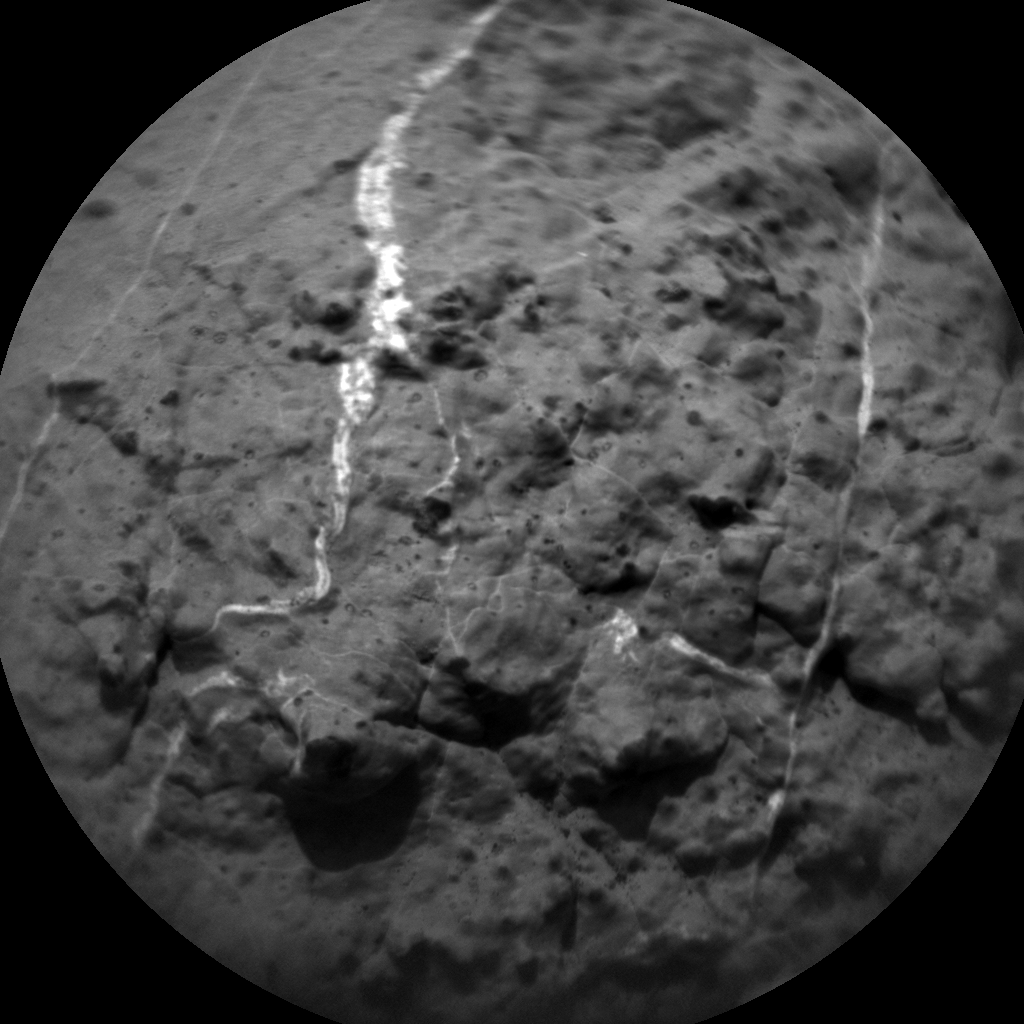 Nasa's Mars rover Curiosity acquired this image using its Chemistry & Camera (ChemCam) on Sol 2785, at drive 0, site number 80