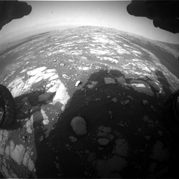 Nasa's Mars rover Curiosity acquired this image using its Front Hazard Avoidance Camera (Front Hazcam) on Sol 2786, at drive 294, site number 80