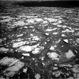 Nasa's Mars rover Curiosity acquired this image using its Left Navigation Camera on Sol 2786, at drive 18, site number 80