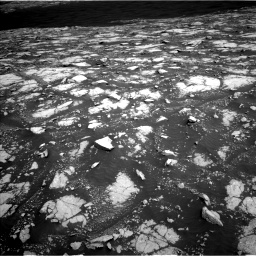 Nasa's Mars rover Curiosity acquired this image using its Left Navigation Camera on Sol 2786, at drive 24, site number 80