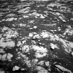 Nasa's Mars rover Curiosity acquired this image using its Left Navigation Camera on Sol 2786, at drive 42, site number 80
