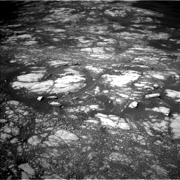 Nasa's Mars rover Curiosity acquired this image using its Left Navigation Camera on Sol 2786, at drive 192, site number 80