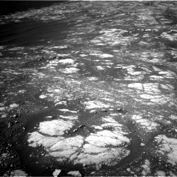 Nasa's Mars rover Curiosity acquired this image using its Left Navigation Camera on Sol 2786, at drive 204, site number 80
