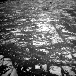 Nasa's Mars rover Curiosity acquired this image using its Left Navigation Camera on Sol 2786, at drive 282, site number 80