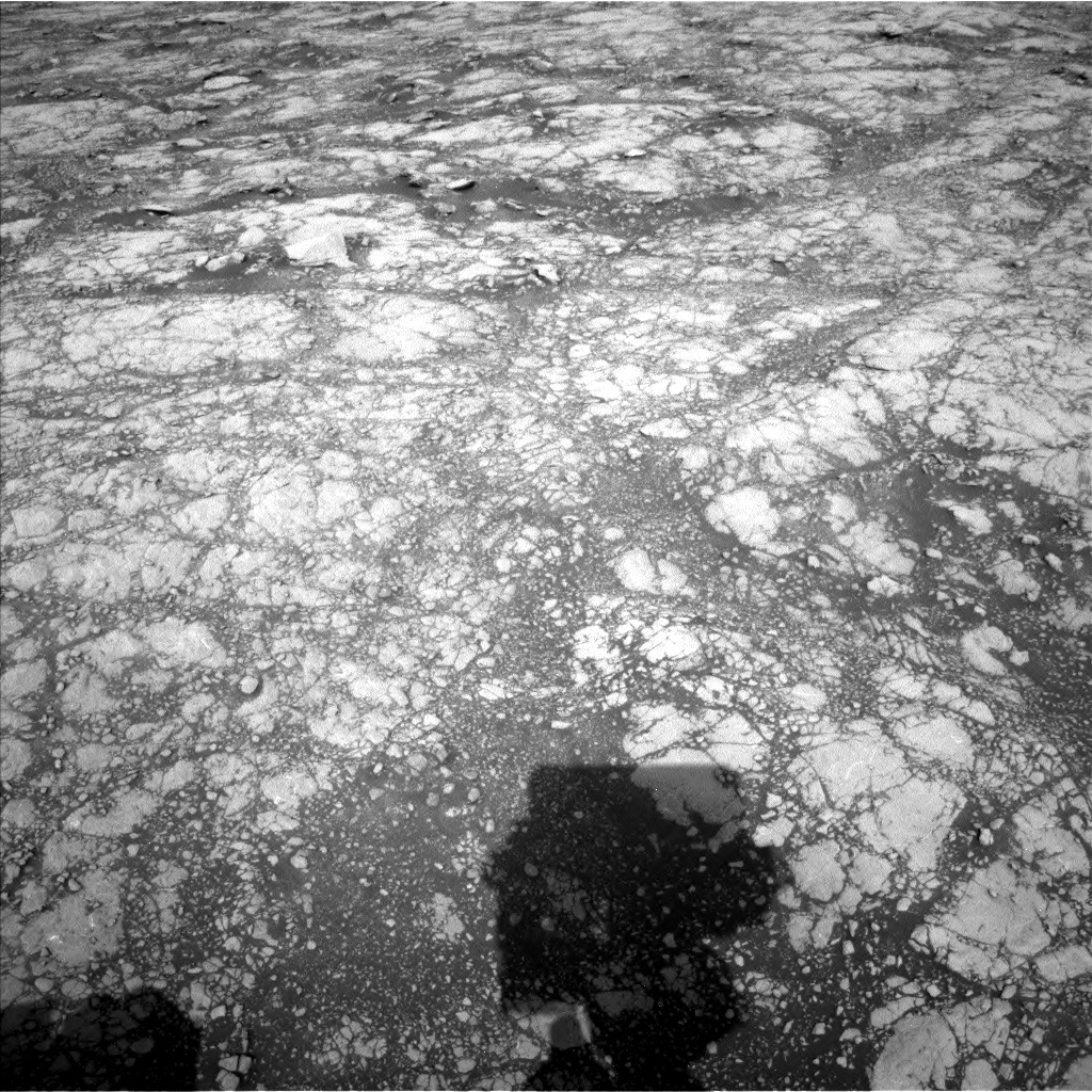 Nasa's Mars rover Curiosity acquired this image using its Left Navigation Camera on Sol 2786, at drive 390, site number 80