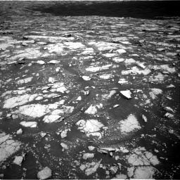 Nasa's Mars rover Curiosity acquired this image using its Right Navigation Camera on Sol 2786, at drive 18, site number 80