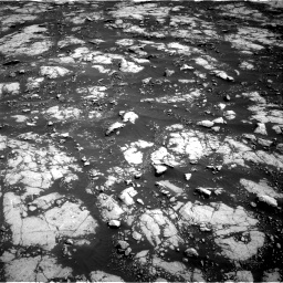 Nasa's Mars rover Curiosity acquired this image using its Right Navigation Camera on Sol 2786, at drive 60, site number 80