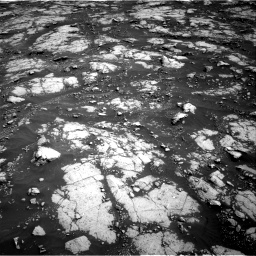 Nasa's Mars rover Curiosity acquired this image using its Right Navigation Camera on Sol 2786, at drive 66, site number 80