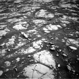 Nasa's Mars rover Curiosity acquired this image using its Right Navigation Camera on Sol 2786, at drive 78, site number 80