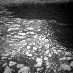Nasa's Mars rover Curiosity acquired this image using its Right Navigation Camera on Sol 2786, at drive 156, site number 80