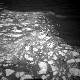 Nasa's Mars rover Curiosity acquired this image using its Right Navigation Camera on Sol 2786, at drive 162, site number 80