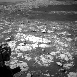 Nasa's Mars rover Curiosity acquired this image using its Right Navigation Camera on Sol 2786, at drive 180, site number 80