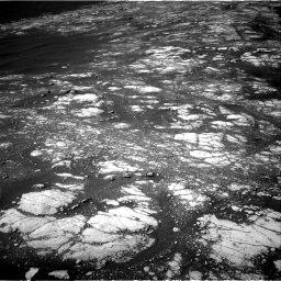 Nasa's Mars rover Curiosity acquired this image using its Right Navigation Camera on Sol 2786, at drive 204, site number 80