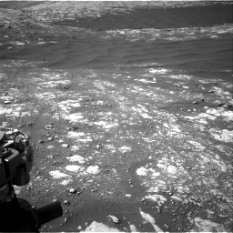 Nasa's Mars rover Curiosity acquired this image using its Right Navigation Camera on Sol 2786, at drive 216, site number 80
