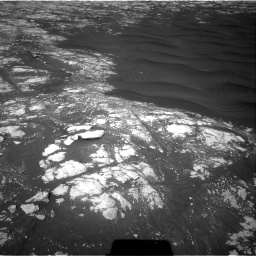 Nasa's Mars rover Curiosity acquired this image using its Right Navigation Camera on Sol 2786, at drive 264, site number 80