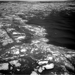 Nasa's Mars rover Curiosity acquired this image using its Right Navigation Camera on Sol 2786, at drive 276, site number 80