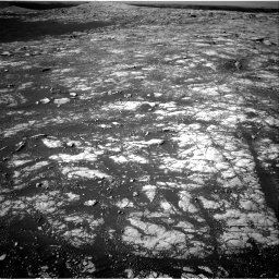 Nasa's Mars rover Curiosity acquired this image using its Right Navigation Camera on Sol 2786, at drive 294, site number 80