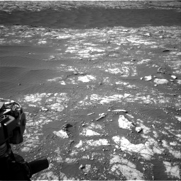 Nasa's Mars rover Curiosity acquired this image using its Right Navigation Camera on Sol 2786, at drive 306, site number 80