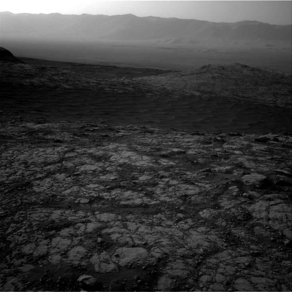 Nasa's Mars rover Curiosity acquired this image using its Right Navigation Camera on Sol 2786, at drive 418, site number 80