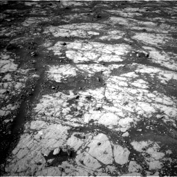 Nasa's Mars rover Curiosity acquired this image using its Left Navigation Camera on Sol 2788, at drive 712, site number 80
