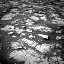 Nasa's Mars rover Curiosity acquired this image using its Right Navigation Camera on Sol 2788, at drive 550, site number 80