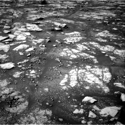 Nasa's Mars rover Curiosity acquired this image using its Right Navigation Camera on Sol 2788, at drive 580, site number 80