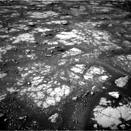 Nasa's Mars rover Curiosity acquired this image using its Right Navigation Camera on Sol 2788, at drive 622, site number 80