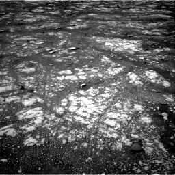Nasa's Mars rover Curiosity acquired this image using its Right Navigation Camera on Sol 2788, at drive 652, site number 80