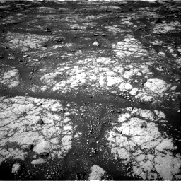 Nasa's Mars rover Curiosity acquired this image using its Right Navigation Camera on Sol 2788, at drive 670, site number 80
