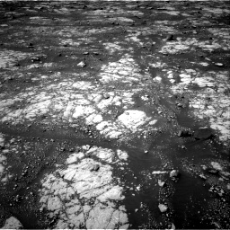 Nasa's Mars rover Curiosity acquired this image using its Right Navigation Camera on Sol 2788, at drive 676, site number 80