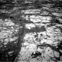 Nasa's Mars rover Curiosity acquired this image using its Right Navigation Camera on Sol 2788, at drive 706, site number 80